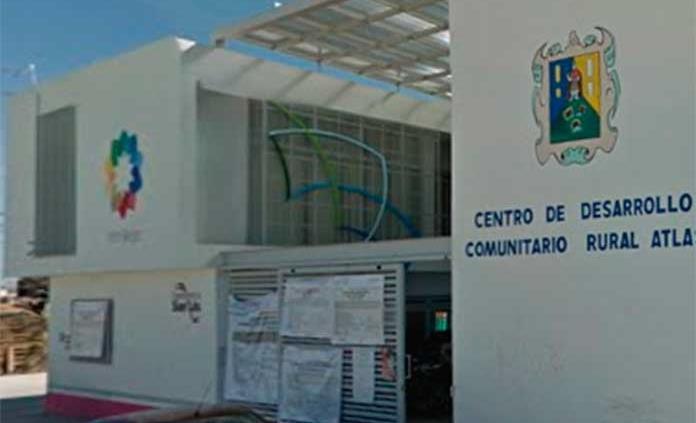 Violento robo en centro comunitario de la Rural Atlas; amordazan a policía municipal