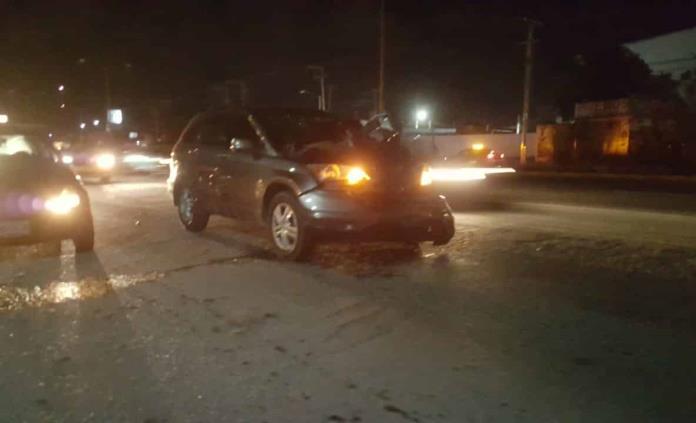 Mueren dos personas tras ser atropelladas en la carretera a Matehuala