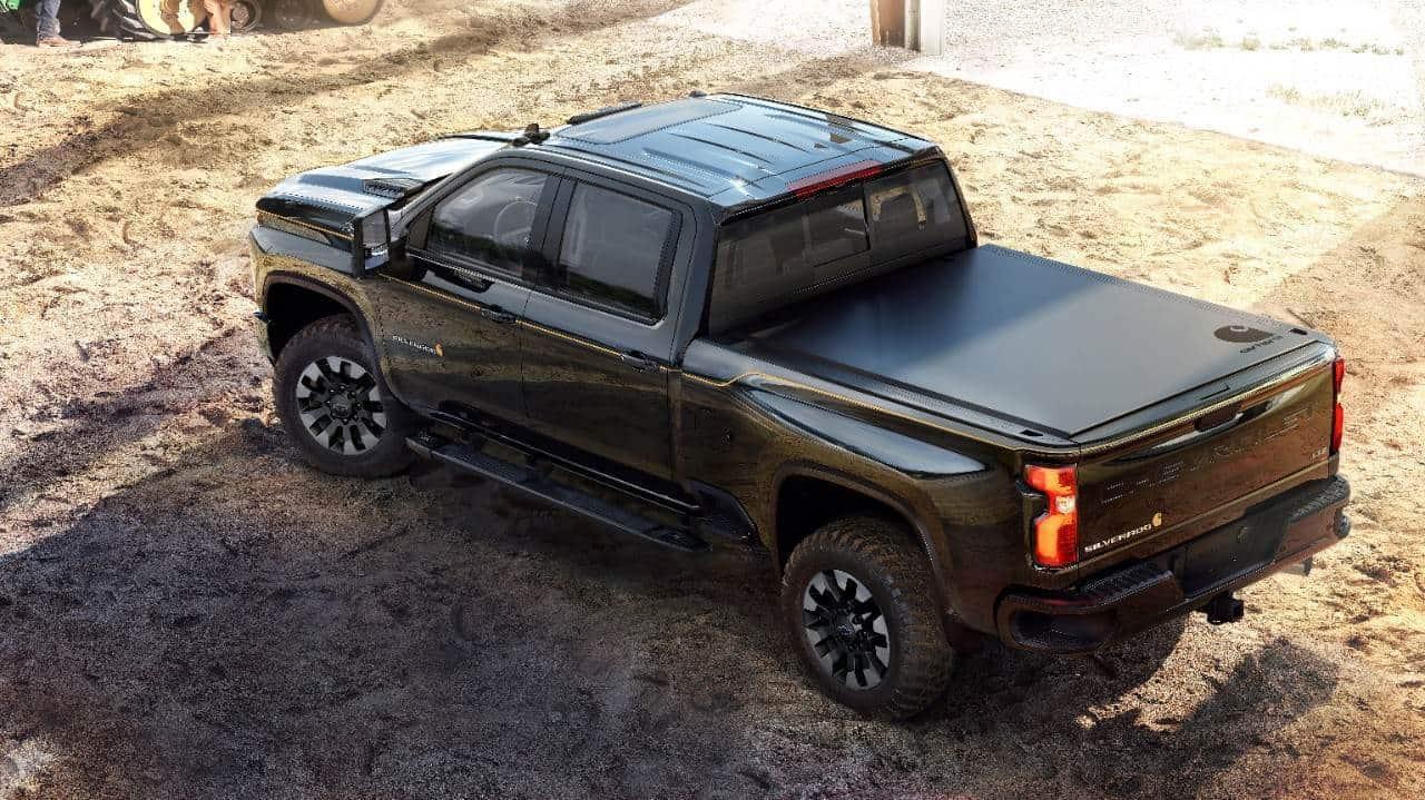 Chevrolet ya tiene pick up de edición especial para 2021