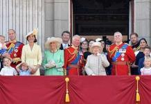 Familia real británica tiene escasa seguridad