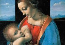 """La """"Madonna Litta"""" de Da Vinci regresa a Italia"""