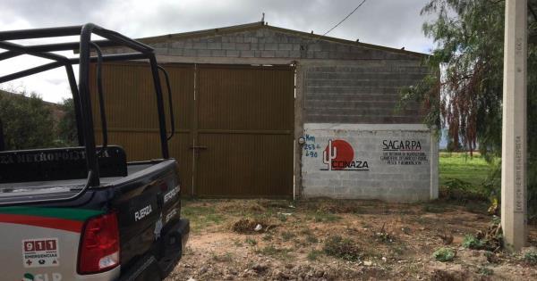 Encuentran cadáver encintado y maniatado, en la carretera a Rioverde - Pulso de San Luis