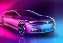 Volkswagen mostrará en el Salón de Los Ángeles el prototipo ID.Space Vizzion