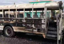 Suman 23 vehículos incendiados en Ciudad Juárez