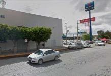 Reportan robo a cuentahabiente en banco ubicado cerca del distribuidor Juárez