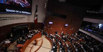 Senado aprueba en lo general la Ley Federal de Derechos