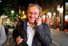 Platini reclamará salarios atrasados a la UEFA
