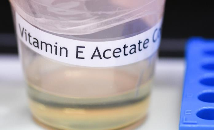 La vitamina E, posible causante de las enfermedades por vapeo, según EE.UU.