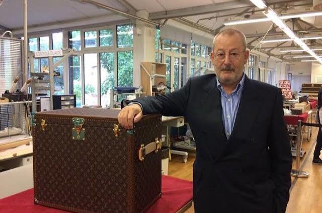Patrick-Louis Vuitton, el artesano que renovó el arte de viajar