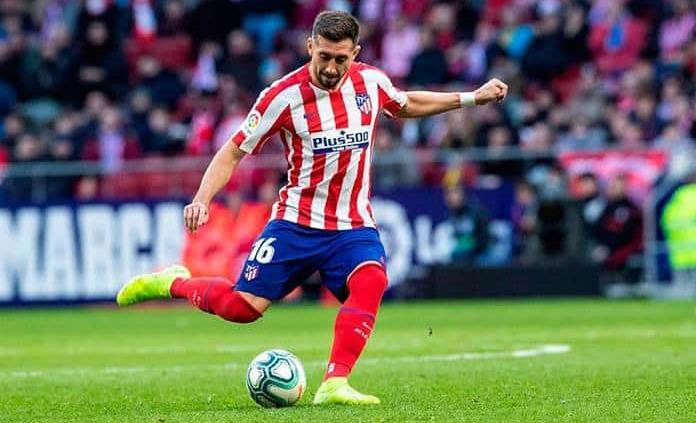 Héctor Herrera se mantiene como una de las bajas del Atleti para juego ante Valencia
