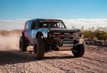 Bronco, el icónico 4x4 de Ford, regresa a la Baja Mil