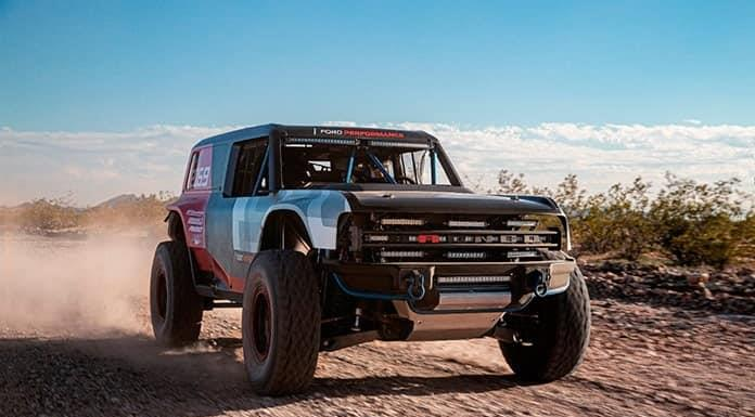 Bronco, el icónico 4x4 de Ford, regresa a la Baja Mil'>