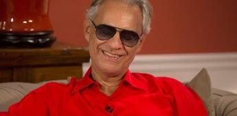 """Bocelli califica de """"absurdo"""" rechazo a Plácido Domingo"""