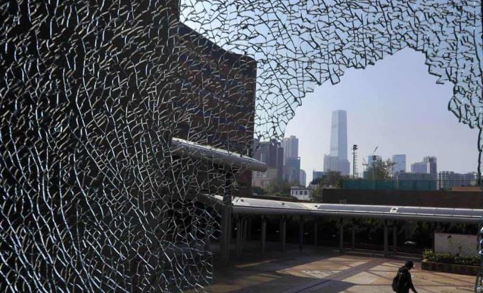 Supuesto anuncio de toque de queda aumenta la tensión en Hong Kong