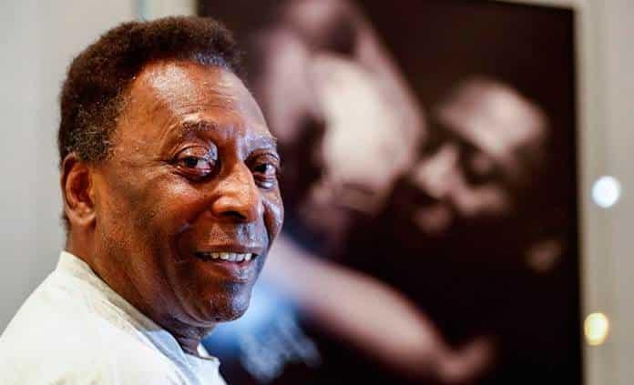 Gracias por sus oraciones, estoy bien, dice Pelé