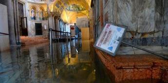 Así ha quedado el patrimonio cultural de Venecia tras las inundaciones