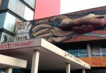 Inspeccionan daños al mural de Siqueiros en la UNAM