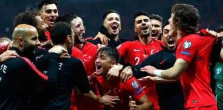 Turquía y Francia sellaron  su pase a Eurocopa 2020