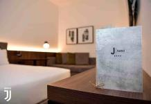 Juventus inaugura el J Hotel