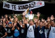 Responden a llamado de Juan Guaidó