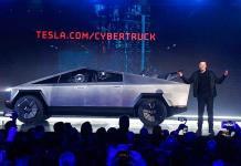 Tesla entra al mercado de las pickups, con modelo eléctrico