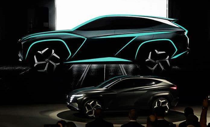Hyundai Vision T: SUV, híbrido y coupé (VIDEO)