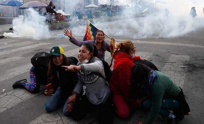 Resultado de imagen para CIDH pide investigación internacional de muertes en Bolivia