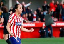 Con Charlyn y Kenti, Atlético de Madrid empata en Liga