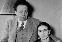 Honran a Diego Rivera