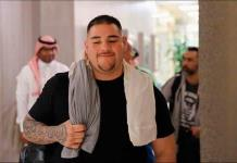 Andy Ruiz Jr y Anthony Joshua auguran triunfo en Arabia Saudita