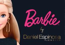 Daniel Espinosa celebra a Barbie con colección en su honor