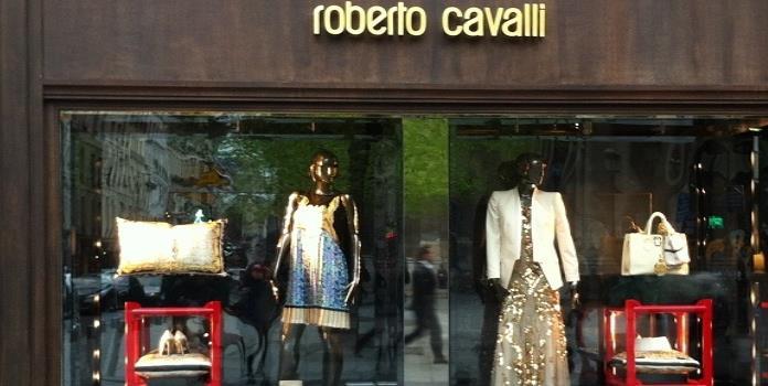 La marca italiana Roberto Cavalli pasa a manos emiratíes