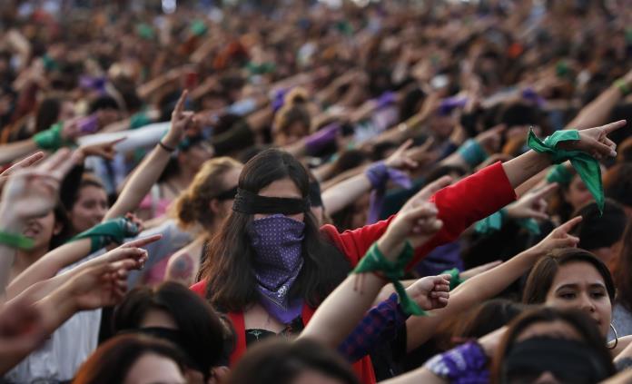 La II Marcha de Mujeres por la Abolición recorre las redes sociales