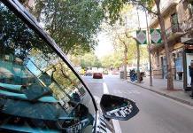 El coche que dialoga con los semáforos