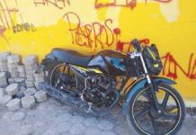 Recupera la Municipal motocicleta robada
