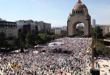 Marchas del domingo, de conservadores: AMLO