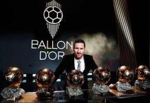 Lionel Messi conquista su sexto Balón de Oro (FOTOGALERÍA)