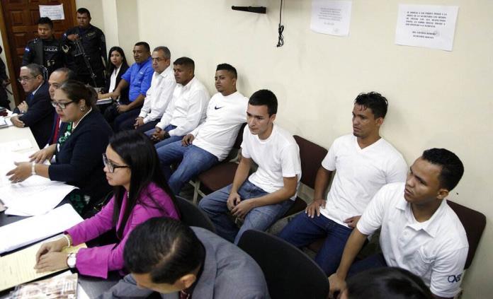 Dan 50 años de cárcel a autores del asesinato de ambientalista hodureña Berta Cáceres