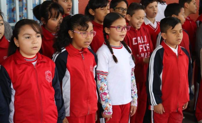 Inicia horario invernal en escuelas de SLP