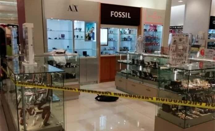 Roban 40 relojes de joyería en plaza comercial de la Gustavo A. Madero