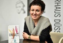 Tokarczuk ganadora del Nobel apoya artes y derechos civiles