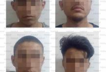 Capturan a cuatro hombres por homicidio en Soledad