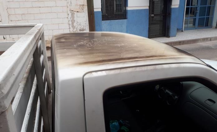 Arrojan bombas molotov contra las oficinas de un medio de comunicación en Rioverde