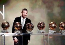 Messi reconoce que le dolió un poco cuando Cristiano lo igualó en Balones de Oro