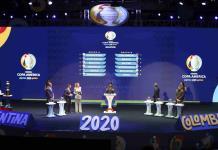 Así quedaron los Grupos de la Copa América 2020