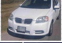 Detienen a hombre por conducir auto robado en Guanajuato