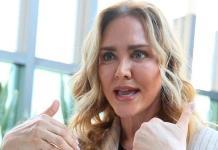 Que envenené a Jorge (Vergara) y denuncias en FGR son campañas en mi contra: Angélica Fuentes