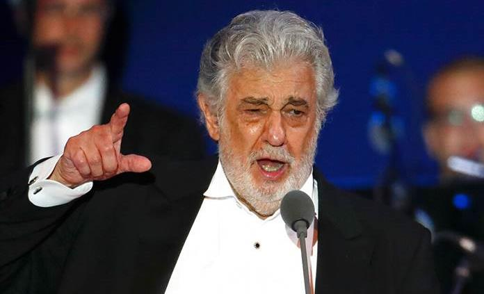 La Ópera Estatal de Berlín defiende la actuación de Plácido Domingo
