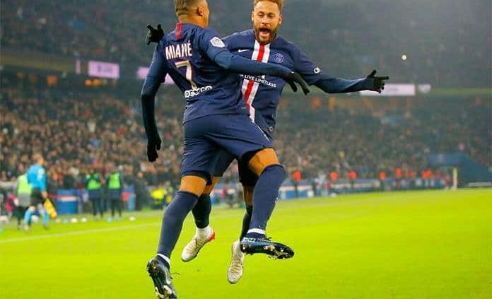 Mbappe y Neymar propician el triunfo del PSG ante el Nantes