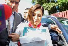 Juez Delgadillo Padierna deja caso de Rosario Robles